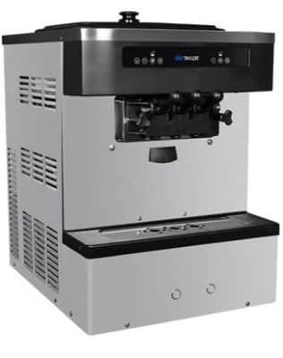 Destaque - Máquina de Sorvete Soft C161
