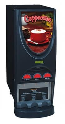 Destaque - IMIX-3 PC BLACK Máquina de Bebidas Quentes