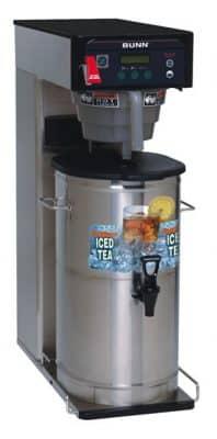 Destaque - ITCBA Máquina de Chá / Café