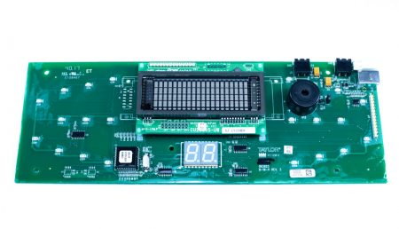 Destaque - PLACA INTERFACE ROHS C712-C717