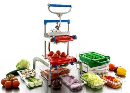 Destaque - Fatiador de Legumes – Saber King
